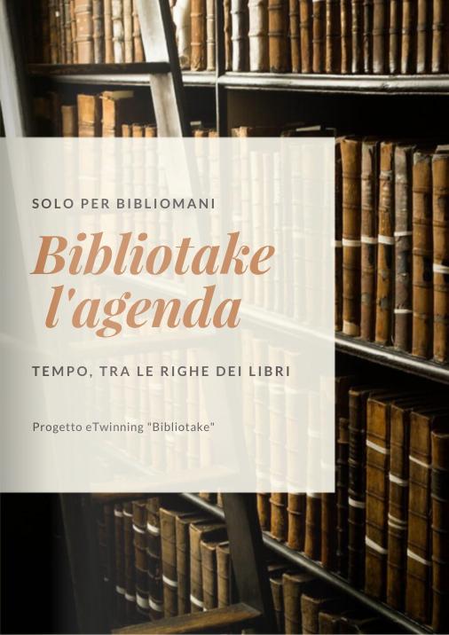 Bibliotake, l'agenda